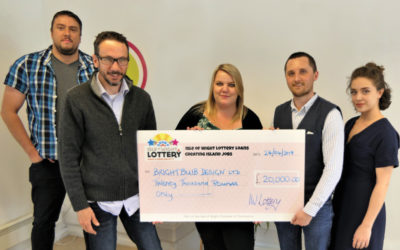 IW Lottery Loan helps Brightbulb shine even brighter