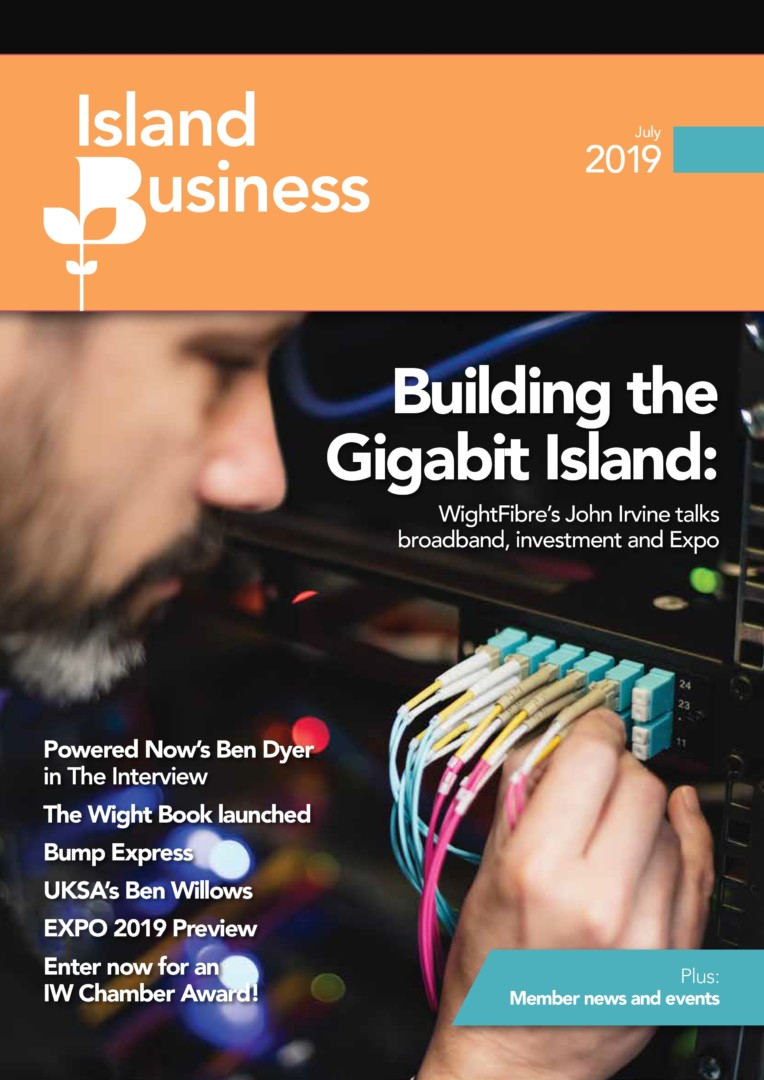 Island Business July 2019
