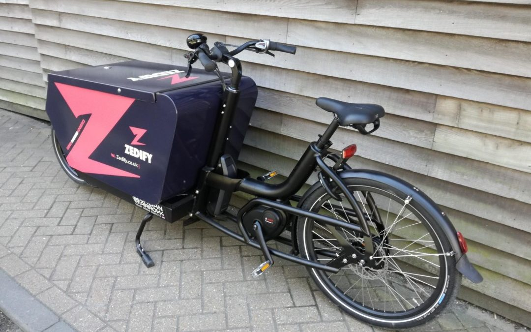 Electric Cargo Bike Fund Open
