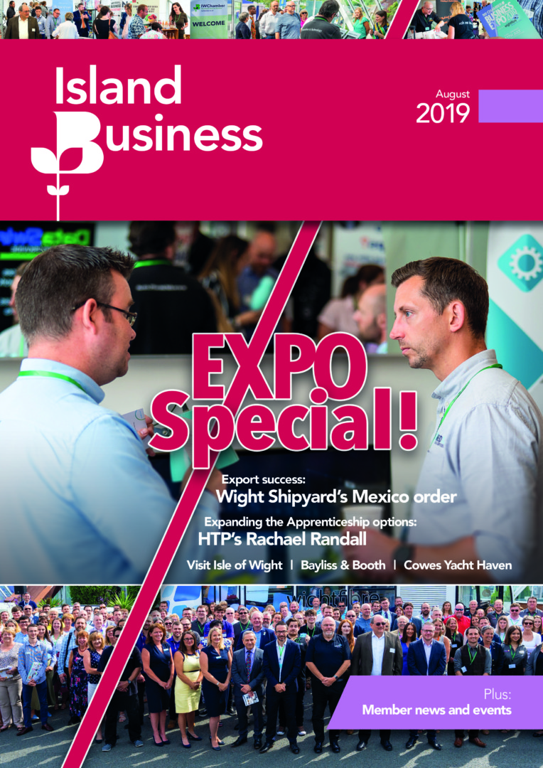 Island Business August 2019