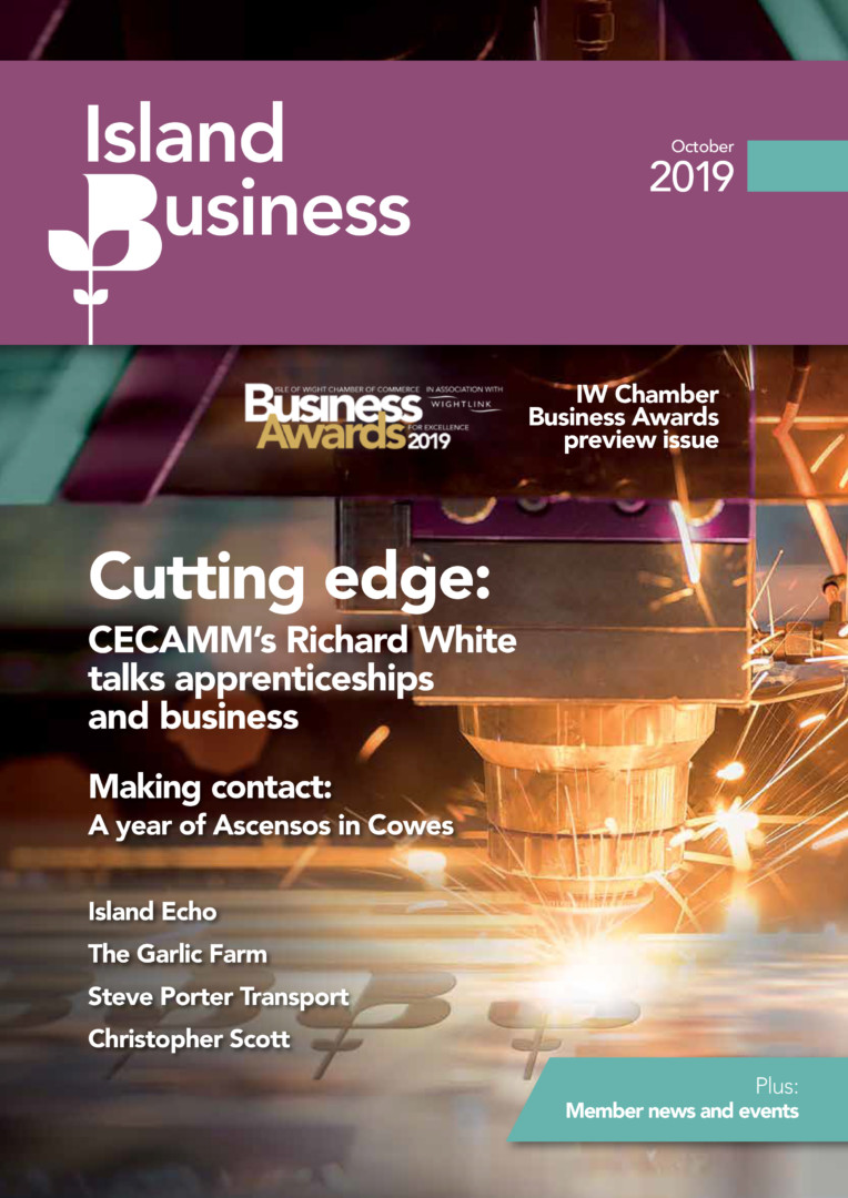 Island Business October 2019