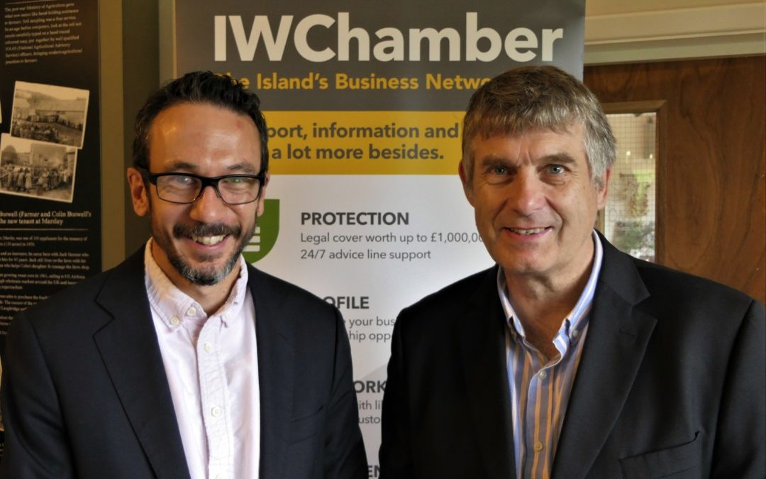 New President sworn in, new board members elected and long-standing members recognised at Chamber's AGM 11th October 2019
