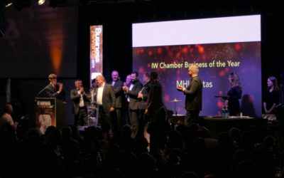 IW Chamber Business Awards 2019 with Wightlink – the winners!