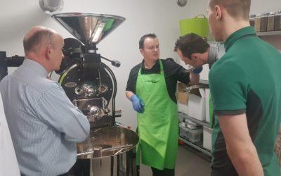 SALSA for Island Tea & Coffee Company