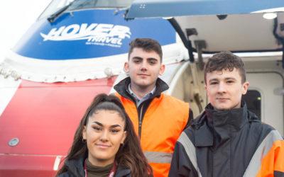 Hovertravel expands apprenticeship scheme