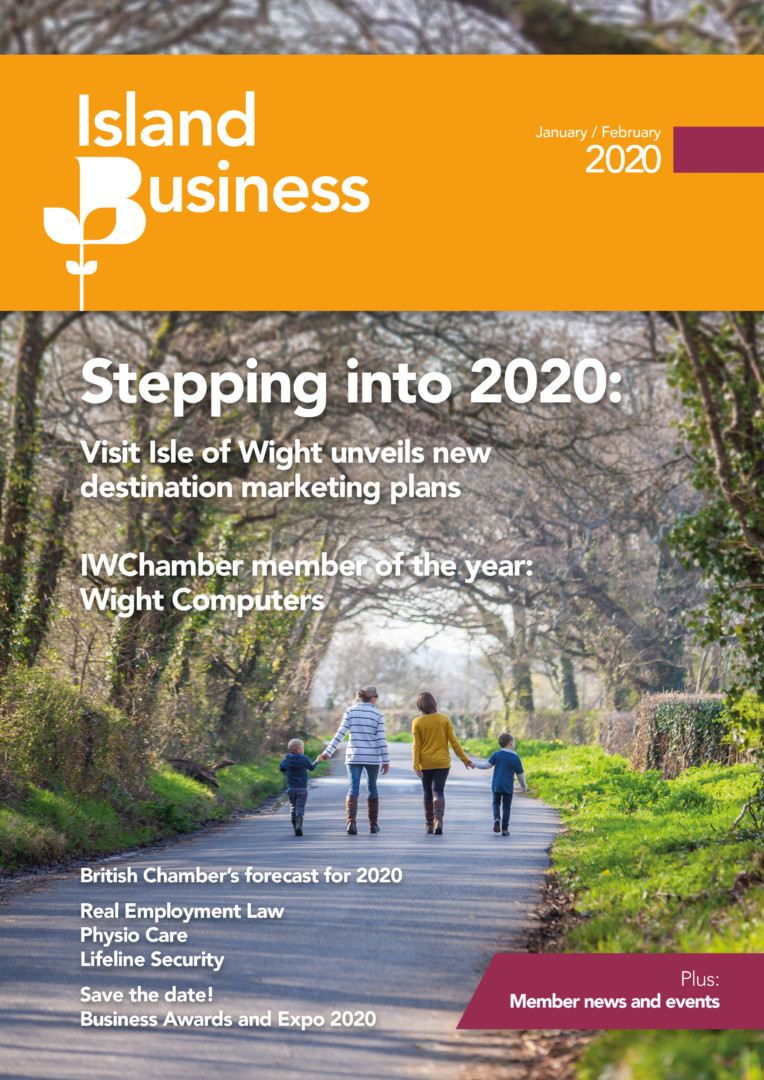 Island Business January/February 2020