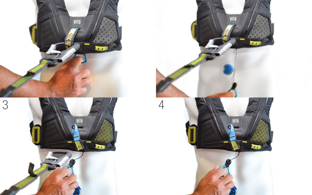 Life-saving design first for Spinlock
