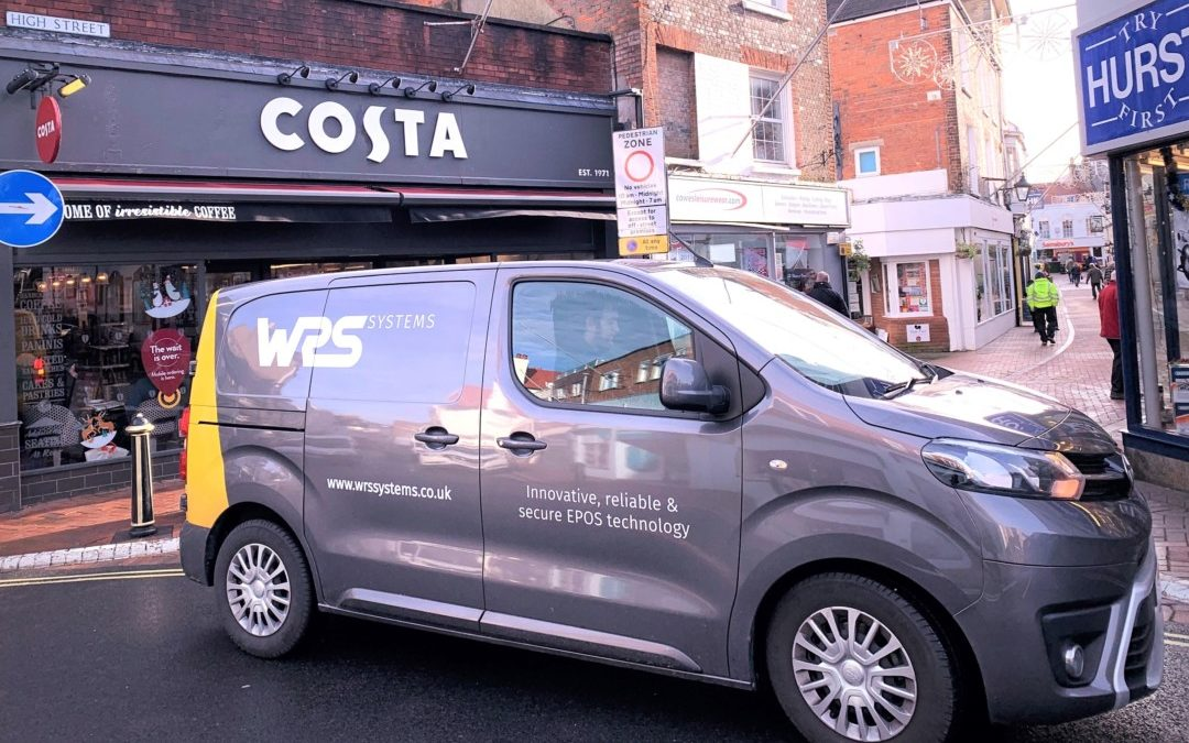 Costa upgrade success for WRS Systems