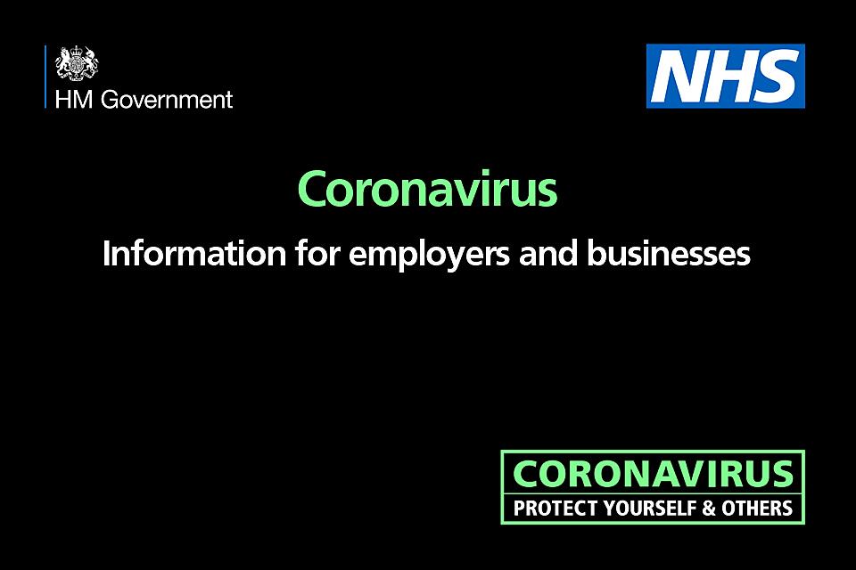 Coronavirus (COVID-19) – Stay Updated