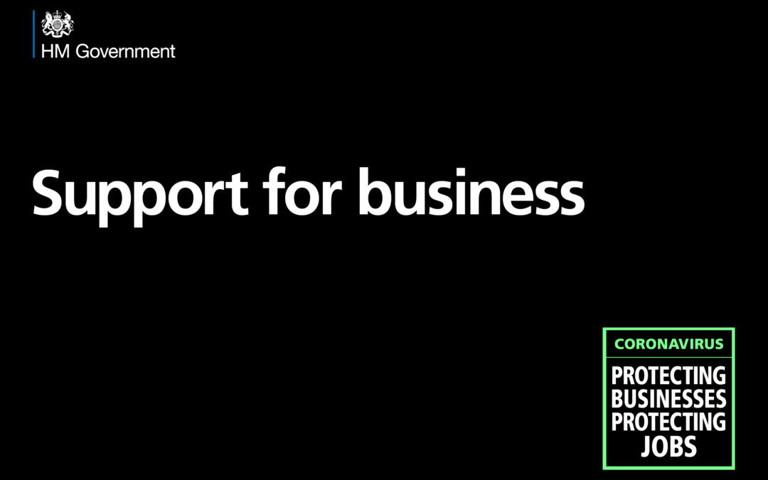 Recent Updates to the Gov.uk COVID-19 Business Support Pages