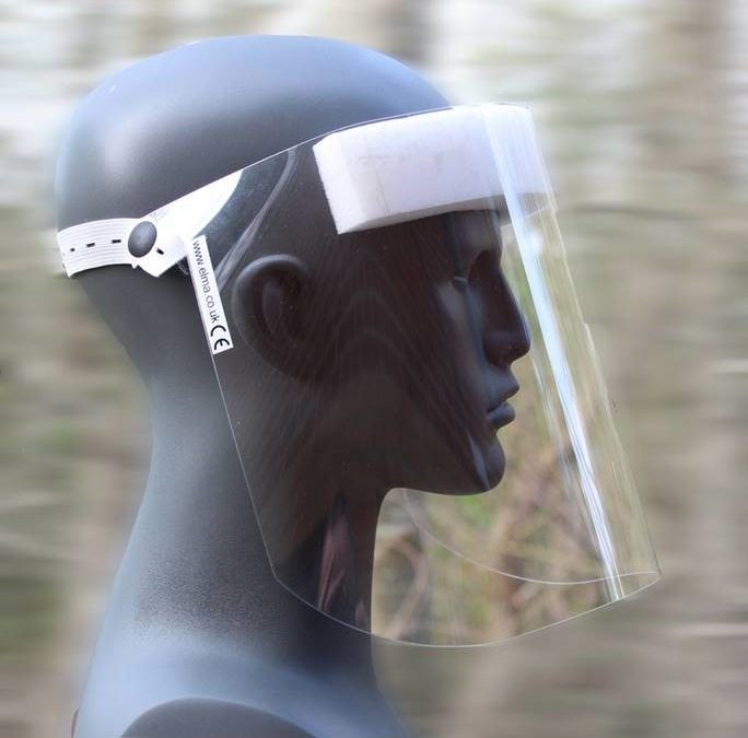 Diametric proudly donates 1000 face shields