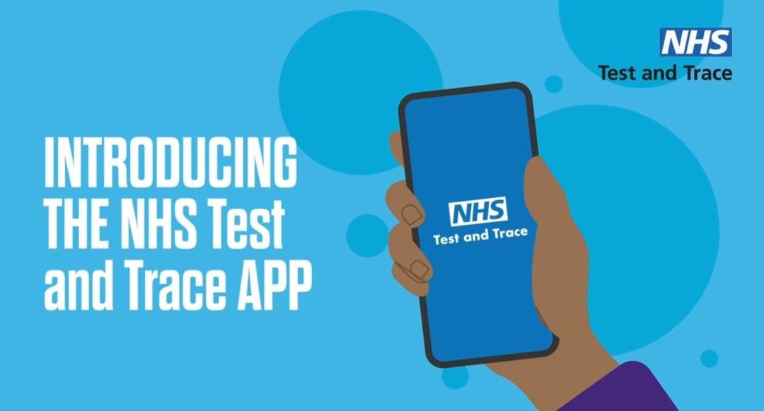 NHS Test and Trace App