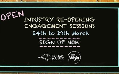 Re-opening the Isle of Wight – Tourism and Hospitality Industry Engagement Sessions