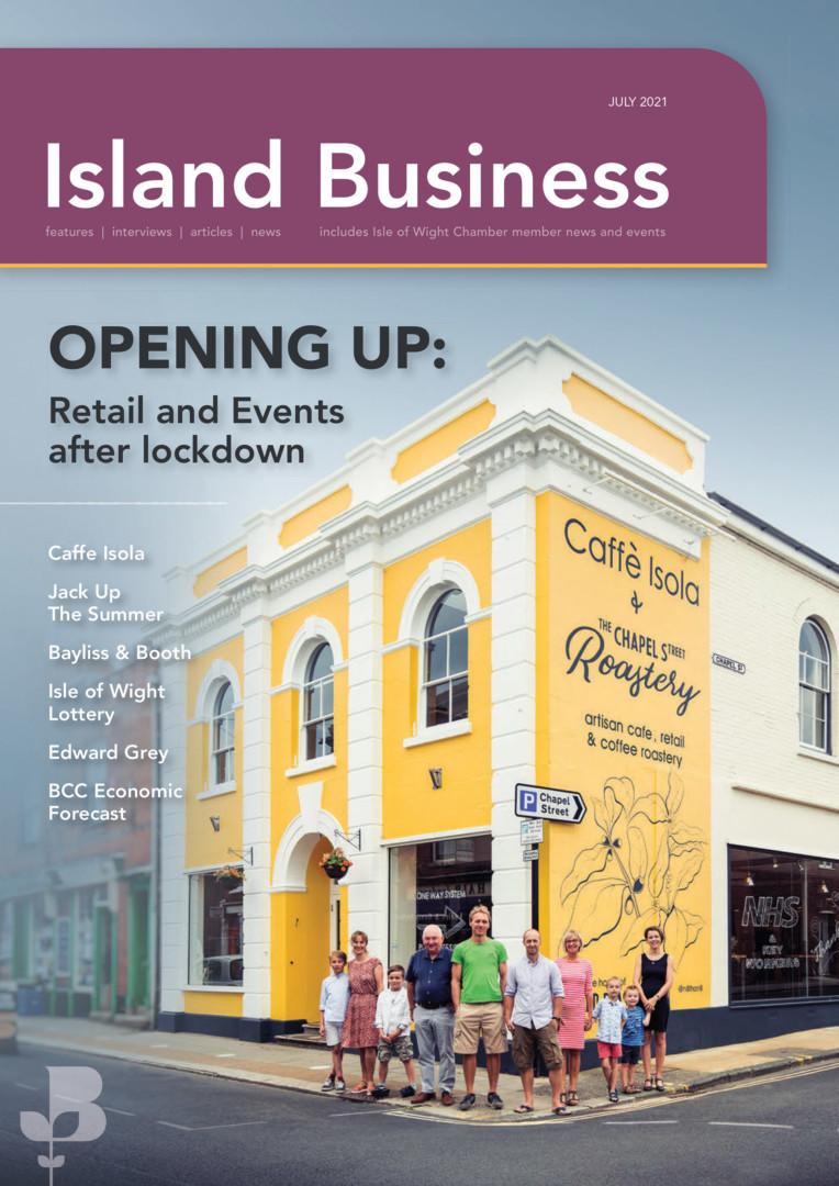 Island Business July 2021