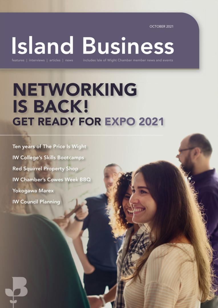Island Business October 2021